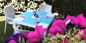 galleria malakiri b&b sperlonga colazione giardino surfinie