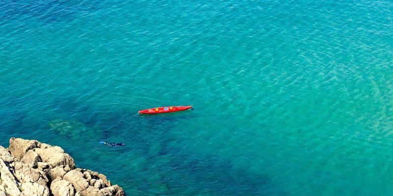 Offerta Estate Sperlonga - BeB Malakiri - vacanze estive - panorama canoa